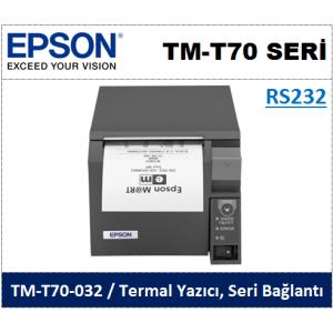 Epson TM-T70 Seri Termal Fiş Yazıcı