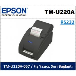 Epson TM-U220A Seri Portlu Fiş Yazıcı