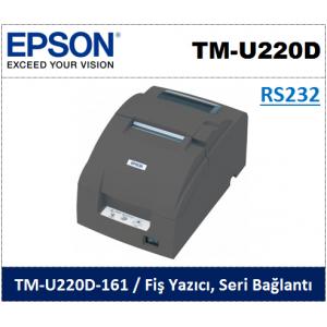 Epson TM-U220D Seri Portlu Fiş Yazıcı