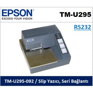 Epson TM-U295 Seri Portlu Slip Yazıcı