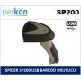 Perkon Spider SP200 USB Barkod Okuyucu
