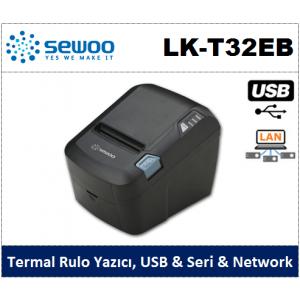 Sewoo Lukhan LK-T32EB Termal Fiş Yazıcı