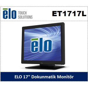 """ELO 17"""" Dokunmatik Ekran 1717L"""