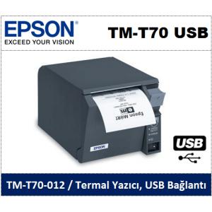 Epson TM-T70 USB Termal Fiş Yazıcı