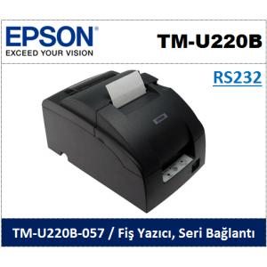 Epson TM-U220B Seri Portlu Fiş Yazıcı