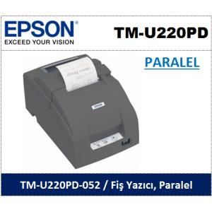Epson TM-U220PD Paralel Portlu Fiş Yazıcı