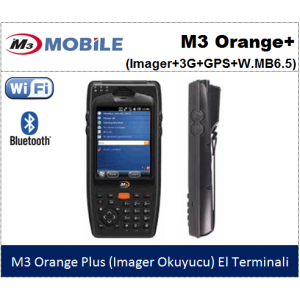 M3 Orange Full Imager+Camera+3G+W.Mobile