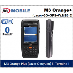 M3 Orange Full Laser+Camera+3G+W.Mobile