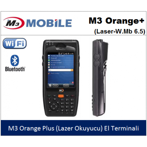 Mobile Compia M3 Orange Plus Laser (W.MB)