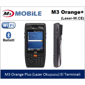 Mobile Compia M3 Orange Plus Laser (W.CE)
