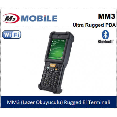Mobile Compia MM3 Rugged El Terminali